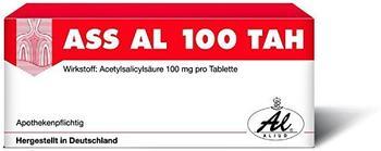 ASS Al 100 TAH Tabletten (50 Stk.)