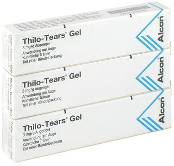 Thilo Tears Augengel (3 x 10 g)