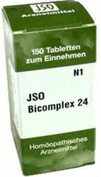 Iso-Arzneimittel Jso Bicomplex Heilmittel Nr. 24 Tabletten (150 Stk.)