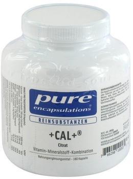 Pure Encapsulations Calcium Complex Kapseln (180 Stk.)