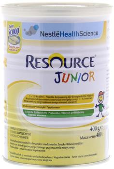Nestlé Resource Junior Pulver Vanille (400g)