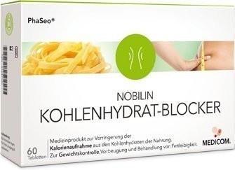 Medicom Pharma Nobilin Kohlenhydrat-Blocker Tabletten (60 Stk.)