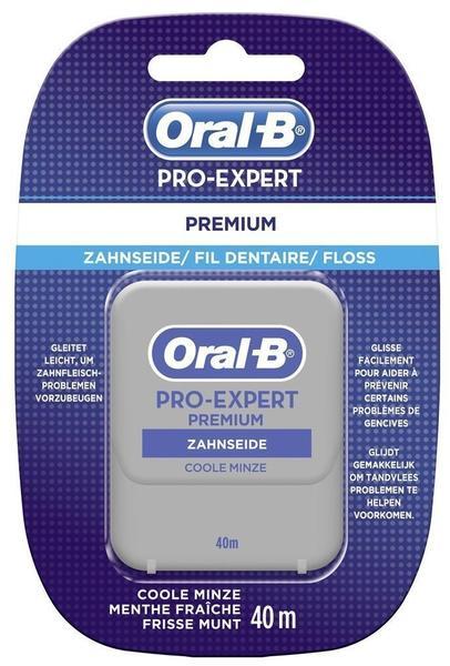 Oral-B Zahnseide Pro-Expert Premiumfloss (40 m)