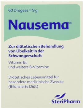 Steripharm Nausema Dragees (60 Stk.)