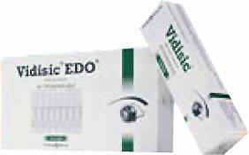 Vidisic EDO Augengel (60 x 0,6 ml)