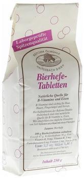 Erfurter Ölmühle Bierhefe Tabletten (250 g)