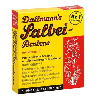 Dallmanns Pharma Candy GmbH DALLMANNS SALBEIBONBONS