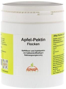 Allpharm Apfelpektin Flocken (200 g)