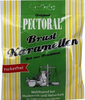 Wepa Pectoral Brustkaramellen zuckerfrei (60 g)