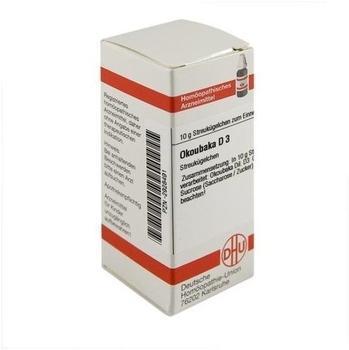 DHU Okoubaka D 3 Globuli (10 g)