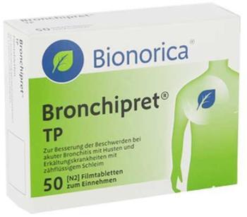 Bionorica BRONCHIPRET TP Filmtabletten 50 St