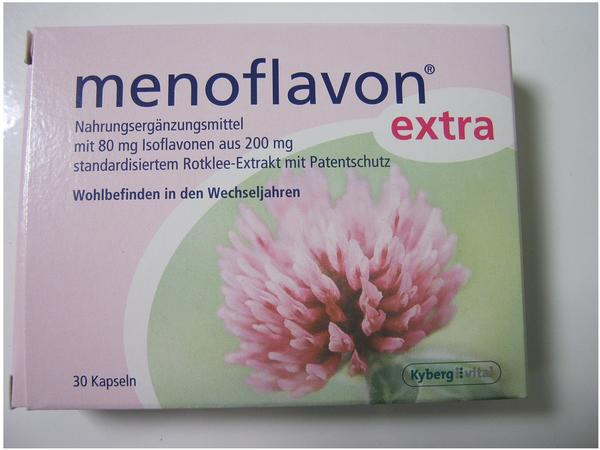Menoflavon Extra Kapseln (30 Stk.)