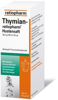 Thymian Hustensaft (100 ml)