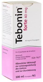 Tebonin Forte 40 mg Tropfen (100 ml)