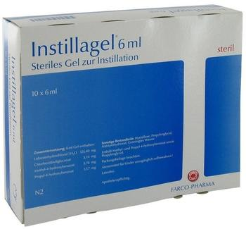 Farco-Pharma Instillagel (10 x 6 ml)