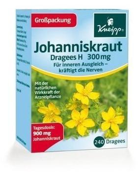 Kneipp Johanniskraut Dragees H 240 St