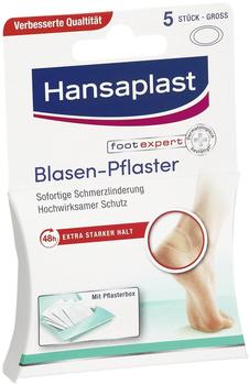 Hansaplast Blasenpflaster groß (5 Stk.)