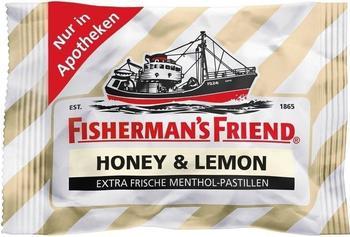 Fisherman's Friend Honey & Lemon ohne Zucker Pastillen (25g)
