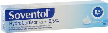 Soventol Hydrocortisonacetat 5% Cremogel (30 g)