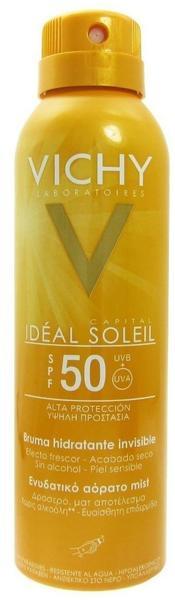 Vichy Idéal Soleil Transp. Sonnenspray LSF 50 (200 ml)