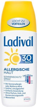Ladival Allergische Haut Spray LSF 30 (150 ml)