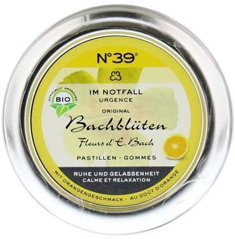 Lemon Pharma Bachblüten Notfall No.39 Pastillen BIO (45 g)