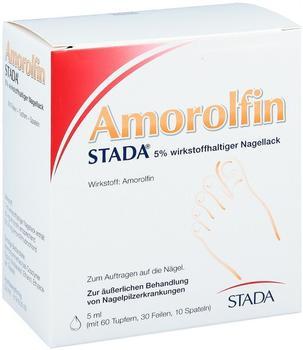 Amorolfin 5 % Nagellack (5 ml)