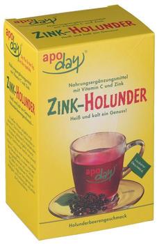 Wepa Apoday Holunder Zink vitam.c O.zuckerzusatz Plv. (10X10 g)