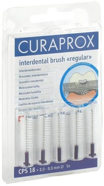 Curaden Curaprox CPS regular 18 Lila (5 Stk.)