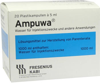 Fresenius Ampuwa Amp. (20 x 5 ml)