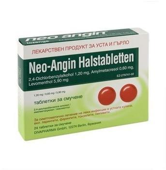 Neo Angin Halstabletten (24 Stk.)