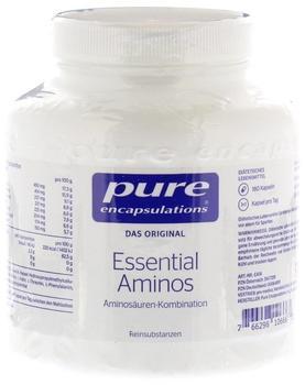 Pure Encapsulations Essential Aminos Kapseln (180 Stk.)