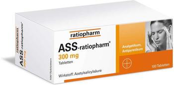 ASS 300 Tabletten (100 Stk.)