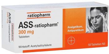 ASS 300 Tabletten (50 Stk.)