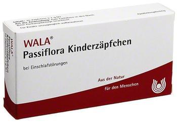 Wala-Heilmittel Passiflora Kinderzäpfchen (10 x 1 g)