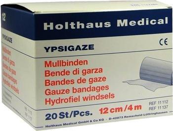Holthaus Ypsigaze 12 cm x 4 m Mullbinde