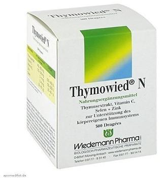 Wiedemann Thymowied N Dragees 300 St.