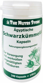 Hirundo Products Schwarzkuemmeloel Kapseln Aegypt. (240 Stk.)