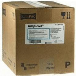 Fresenius Ampuwa Plastikflasche Inf.-Lsg.(10 x 500 ml)