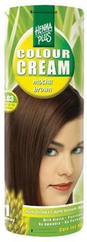 Hennaplus Colour Cream Mocha Brown 4,03 (60 ml)
