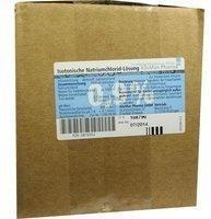 Deltaselect Kochsalzlösung 0,9% Plastik (10 x 100 ml)