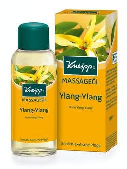 Kneipp Massageöl Ylang Ylang Pflegend (100ml)