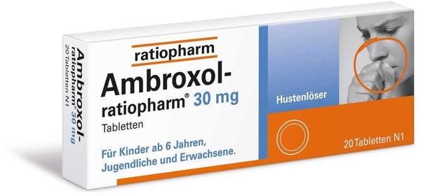 Ambroxol Ratiopharm Hustenlöser
