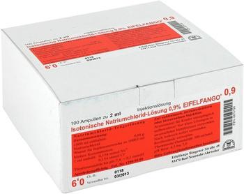 EIFELFANGO GmbH & Co KG Isotonische NaCl Lösung 0,9% Eifelfango 100X2 ml