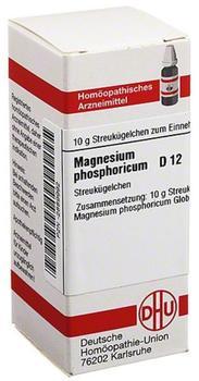 DHU Magnesium Phos. D 12 Globuli (10 g)