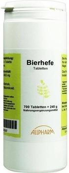 Allpharm Bierhefe Tabletten (250 g)