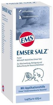 Emser Salz 1,475 g Kombination m. Nasanita Nasendusche Jun.