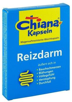 Chiana Kapseln Wirkstoff Pfefferminzoel (48 Stk.)