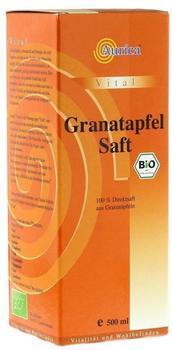 Aurica Granatapfel 100% Direktsaft Bio (500 ml)