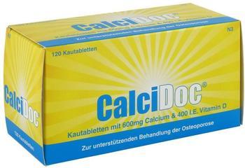 Calcidoc Kautabletten (120 Stk.)